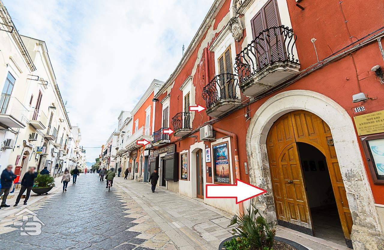 Foto 1 - Appartamento in Vendita a Manfredonia - Corso Manfredi