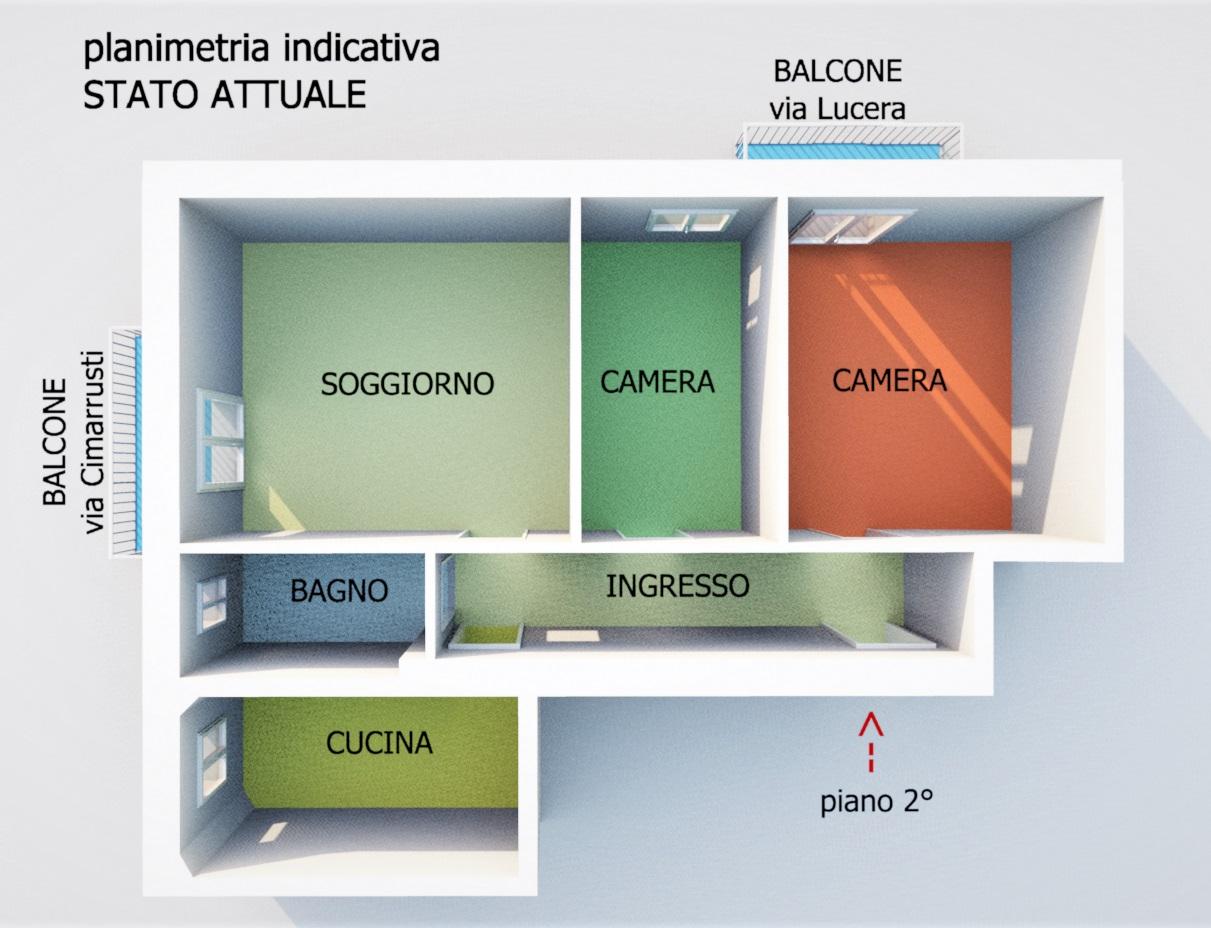 Foto 18 - Appartamento in Vendita a Manfredonia - Via Cimarrusti