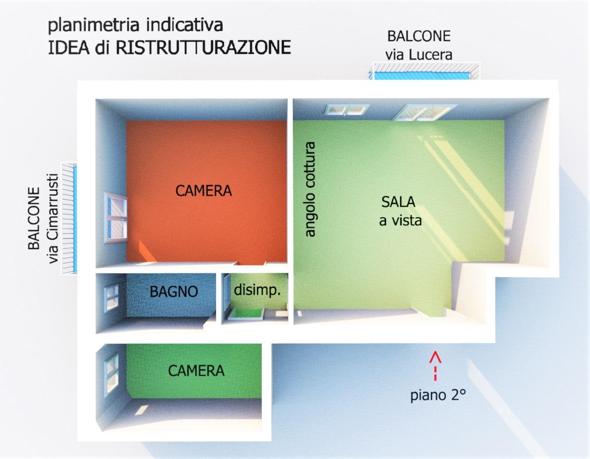 Foto 19 - Appartamento in Vendita a Manfredonia - Via Cimarrusti