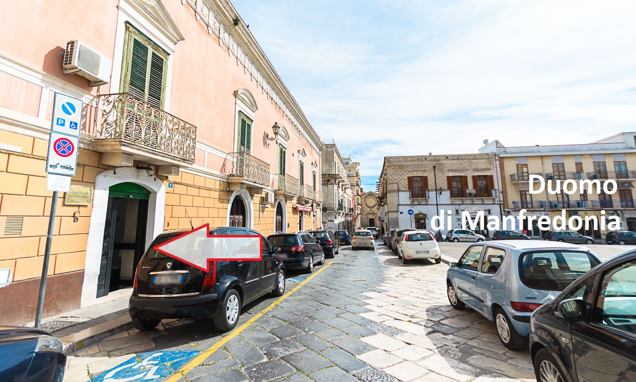 Foto 1 - Locale commerciale in Locazione a Manfredonia - Piazza Papa Giovanni XIII